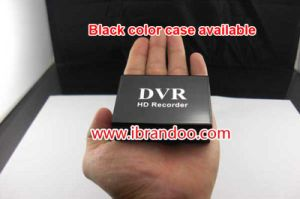 The Smallest 64GB 1 Channel SD DVR pictures & photos