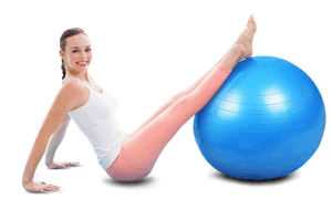 The Good Fitness Wholesale Eco Yoga Ball pictures & photos