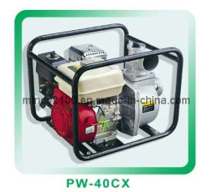 2 Inch Portable High Flow Water Transfer Gasoline Power Water Pump (PW-30CX) pictures & photos