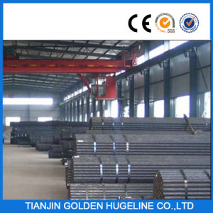 Stainless Carbon Seamless Steel Pipe (201, 304, 316L) pictures & photos