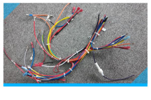 Custom Electonic Home Appliance Air Conditioner Wire Harness pictures & photos