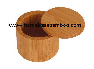 Bamboo Salt & Pepper Caddy Kitchen Accessories Holder pictures & photos