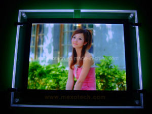 Crystal Exhibition LED Light Box for Advertising (CSH02) pictures & photos