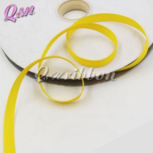 Yellow Solid Grosgrain 9mm Ribbon