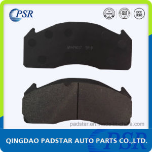 Best Quality with E-MARK Certification Wva29017 Truck Brake Pads pictures & photos