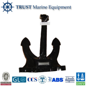 Marine Boat Ship Anchor with CCS, BV, Dnv, Lr, ABS, Gl, Rina Certificate pictures & photos