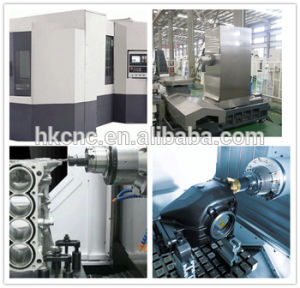 China Hot Sale CNC Horizontal Machining Center (H63/2) pictures & photos