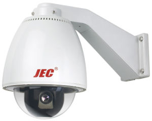 Weatherproof Surveillance PTZ Speed Dome Camera (J-DP-8017) pictures & photos