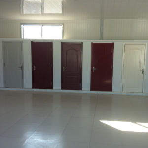 China Cheap Solid Wood Interior Door pictures & photos