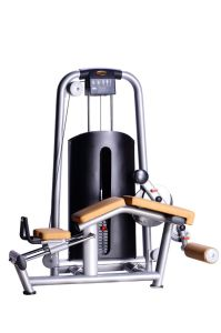 Ce Approved Gym Used Commercial Horizontal Leg Curl AG-9814