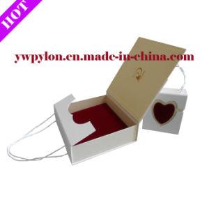 Fashion White Cardboard Jewelry Box