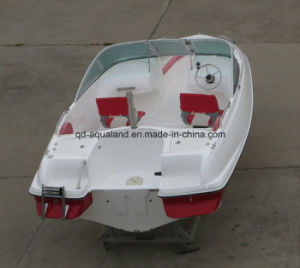 China Aqualand 17feet 5.2m Fiberglass Motor Boat/Speed Bowrider (170) pictures & photos