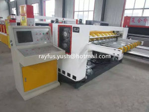 Side-Moving Slitting and Edge Cutting Machine pictures & photos