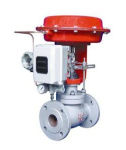Pneumatic Straight Type Regulator Valve