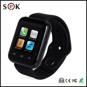 U9 Fashion Luxury Bracelet Wrist Fashion Smart Bluetooth Watch for Ios Android Mobile Phone pictures & photos