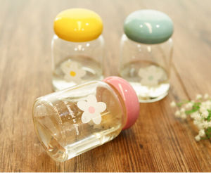 Mini Safety High Borosilicate Glass Bottle Glass Tumbler pictures & photos