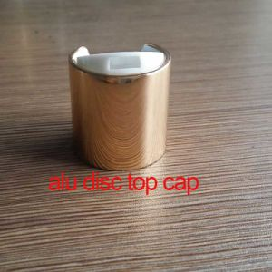24/410 Aluminium Cosmetic Disc Top Lid/Cover/Cap pictures & photos