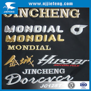 3D Domed Sticker Logo Sign Emblem pictures & photos