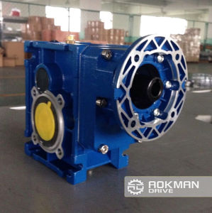 Km Series Helical-Hypoid Gearbox From Aokman pictures & photos