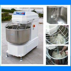 Shanghai Commercial Spiral Mixer for 35kg Dough Mixing pictures & photos