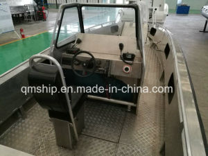 25FT 7.6m Open Top Aluminium Power Fishing Boat pictures & photos