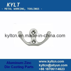 OEM Zinc/Zamak Metal Alloy Die Casting Injection Pothook pictures & photos