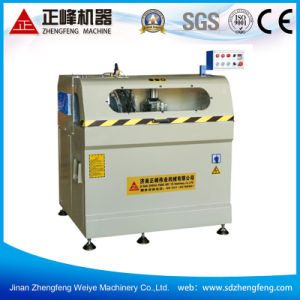 Corner Automatic Cutting Saws for Aluminum Windows and Doors pictures & photos
