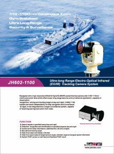 Long Range Surveillance PTZ Eo IR Thermal Camera Tracking Camera pictures & photos