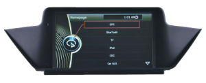 Car Tracking System DVD GPS Player Navigation for BMW X1 E84 pictures & photos