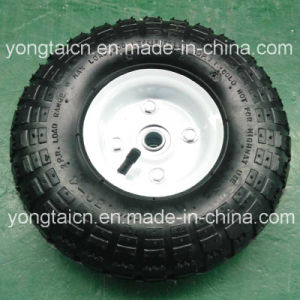 Professional Production Rubber Wheel Tyre pictures & photos