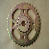 Motorcycle Parts Motorcycle Rear Sprocket with Various Models pictures & photos