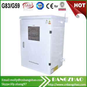 Solar Grid-Tied Inverter with MPPT400-850VDC pictures & photos