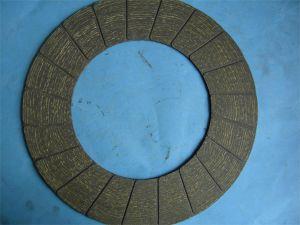 Non Asbestos X-C Type Copper Clutch Disc pictures & photos