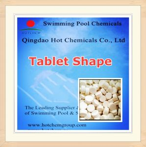 Tablet Shape Swimming Pool Water Treatment Chemical Aluminium Sulphate pictures & photos