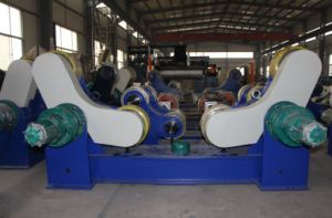 Self-Adjustable Welding Rotator for Special Shape Tank pictures & photos