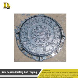 Ductile Iron Circle Manhole Cover En124 pictures & photos