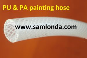 Solvent Painting Hose with PA+PU Structure pictures & photos