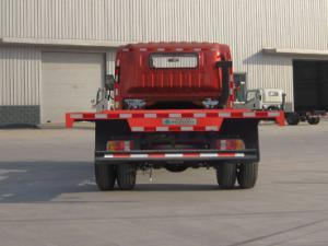 Shmftbt Flatbed Transporting Truck 4X2 pictures & photos