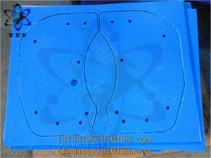 Flat Wear Pad R. H. pictures & photos