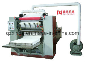 Automatic Box-Drawing Facial Tissue Machine 4lines (CIL-FT-20A-4) pictures & photos