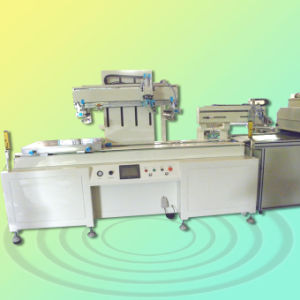 Run-Table Automatic Silk Screen Printing Machine