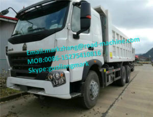 Sinotruk HOWO A7 Dump Truck 6X4 10 Wheeler 336/371HP Myanmar Laos