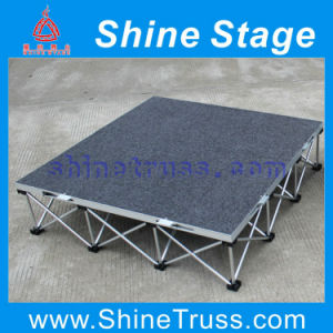 Convenient Stage Folding Stage Indoor Stage pictures & photos