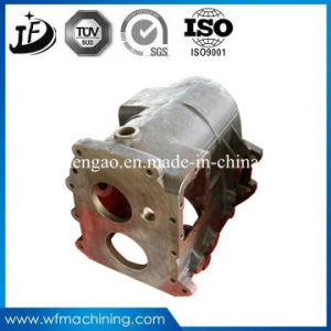Agricultural Machinery Customised Ductile Iron Casting Part Gearbox Casing pictures & photos