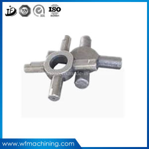 OEM Steel/Iron Forged Shift Fork Forging Parts with Stainless Steel pictures & photos