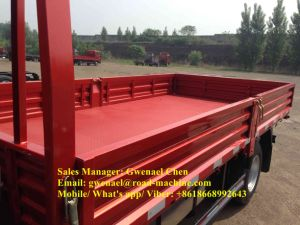 Sinotruk HOWO 4X2 5 Ton Cargo Truck with LHD/Rhd pictures & photos