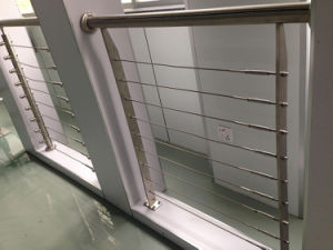 Outdoor Stainless Steel Wire Railing Design pictures & photos