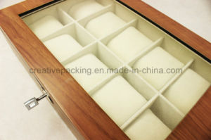Wholesale Quality Wooden Watch Storage Box pictures & photos