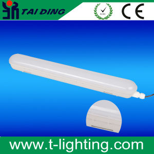40W Tri-Proof LED Tube Lighting, IP65 Tri-Proof LED Lighting Application for Parking Lot, 4FT 1200mm Tri-Proof LED Tube Ml-TL2-LED-40 pictures & photos