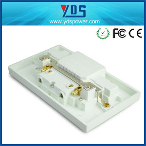 USB Socket / USB Charger / Wall Outlet/UK Socket/USB Wall Socket pictures & photos